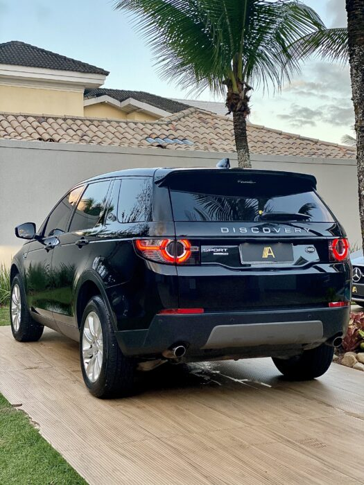 LAND ROVER DISCOVERY 2017 completo