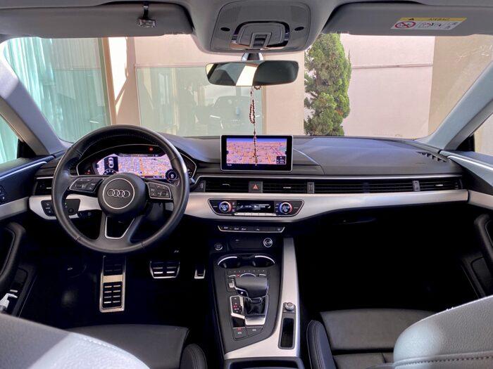 AUDI A5 SPORTBACK 2019 completo