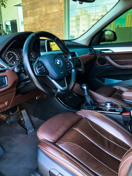 BMW X1 2018 completo