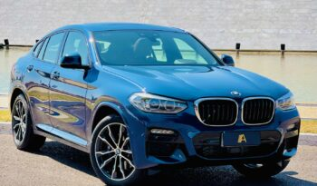 BMW X4 2020 completo