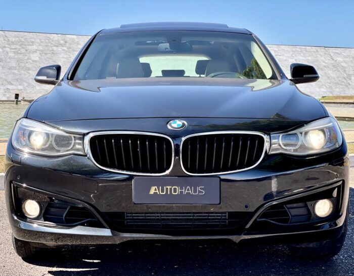BMW 320 TOURING 2015 completo