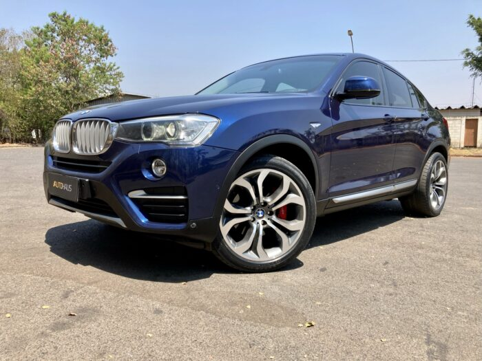 BMW X4 2016 completo