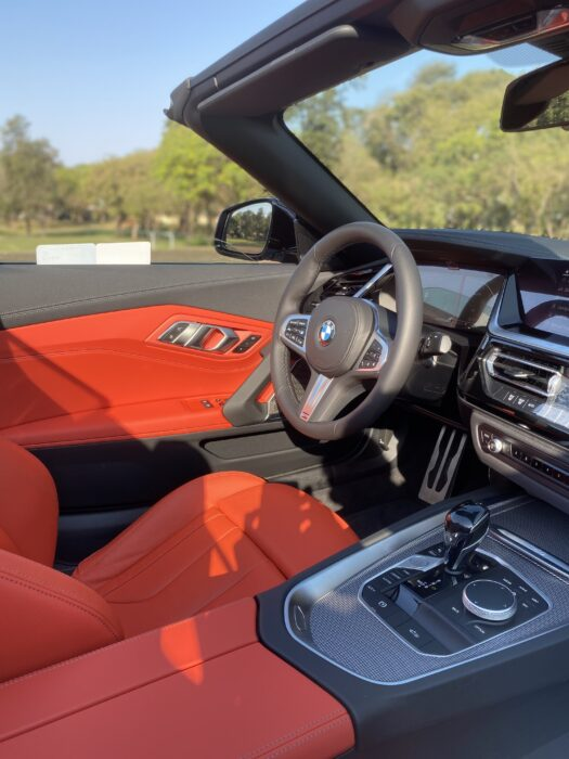 BMW Z4 2022 completo