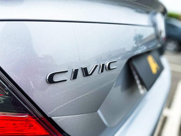 HONDA Civic 2017 completo