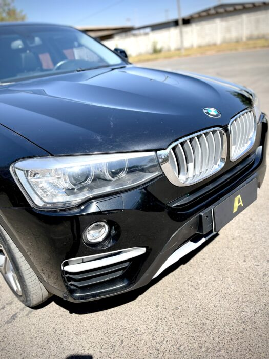 BMW X4 2015 completo