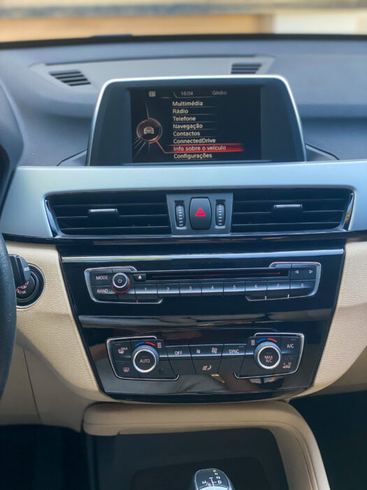 BMW X1 2016 completo